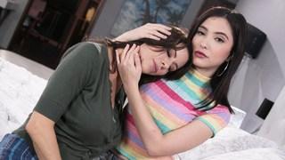 Étape maman Alexis besoins certains amour de Jane Wilde lesbienne